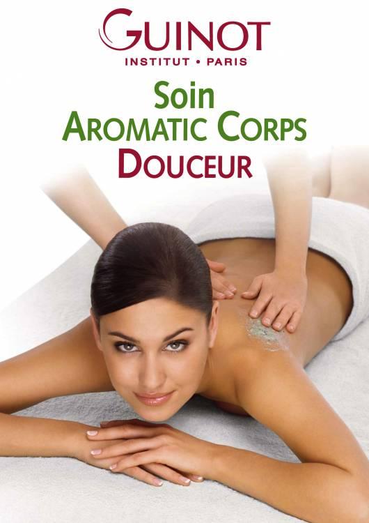 Aromatic Corps Douceur estetica tiziano roma talenti