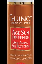 Age sun defence Guinot Estetica Tiziano Talenti Roma