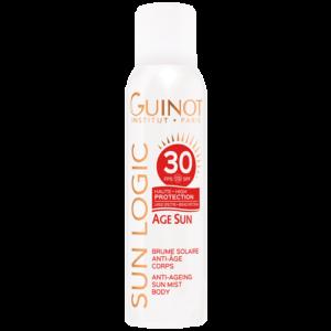 Spray alta protezione solare per il corpo