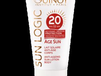 AGE SUN LAIT SOLAIRE SPF20