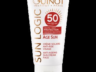Crema alta protezione solare anti-age viso