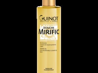 Douche Mirific della Guinot è un Gel doccia nutriente